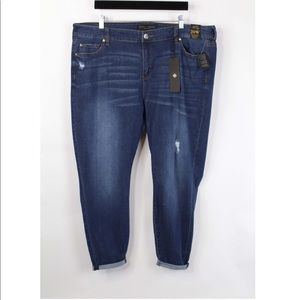 Denim - Truth + Theory Ankle Skinny Jeans Size 20 22 or 24